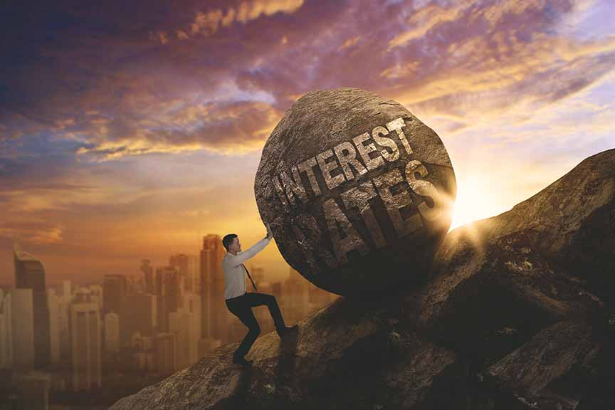 How will interest rates affect your bank or credit union in  2021